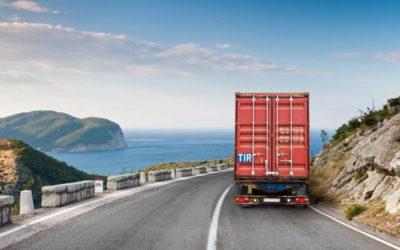TIR konvencijos reikalavimai ir muitinio tranzito sistema