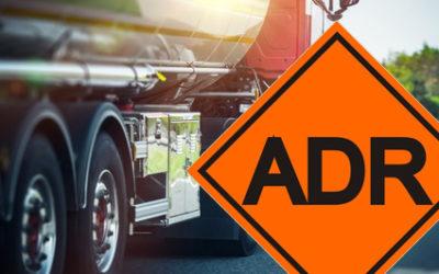 ADR mokymo kursai vairuotojams, siekiantiems įgyti teisę vežti pavojingus krovinius